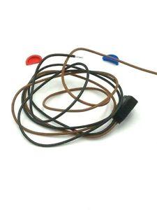 Caravan / Motorhome -Reich Micro switch & Knob Red/Blue for Tap Twist-640-06220K