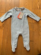 Angel and Rocket Baby Grow, 0-3 Months