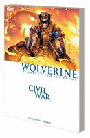 CIVIL WAR WOLVERINE TP NEW PTG COL #42-48 TPB MARVEL COMICS NEW