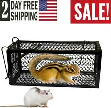 Rodent Cage Catch Trap for Rats Chipmunk And Small Squirrels Usa High Quality 5,