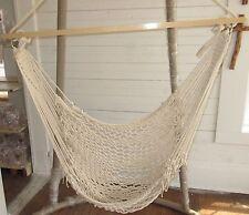 Castaway Hammocks Single Cotton Rope Hammock SWING by Pawleys Island