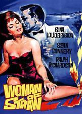 Woman of Straw - Gina Lollobrigida, Sean Connery, Ralph Richardson, - DVD