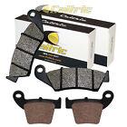 Brake Pads for Honda CRF450 CRF450R 2002-2020 Front Rear Motorcycle Pads