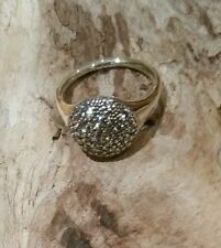 Cosmic Stars Statement Genuine Pandora Ring -  Silver 190914CZ- 50 and 52 sizes