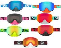 Dragon NFXS Snow Goggles with Removable Nose Guard, Snowmobile, Racing, Skiing