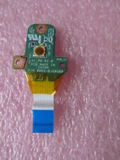 Toshiba Satellite U500 Series Power Button/Switch Board with Cable H000011480