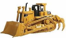 Norscot HO 1/87 Caterpillar Cat D9T Track Type Tractor DieCast #55209
