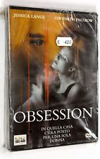 DVD OBSESSION 1998 Thriller Jessica Lange Gwyneth Paltrow