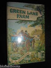 SIGNED; Green Lane Farm by B A Steward - 1982-1st - War/Post War Farming Stories