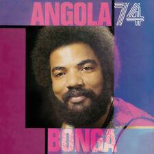 "BONGA E SEU CONJUNTO TIAO BONGA "" ANGOLA 74 "" JAZZ AFRICA LATIN"