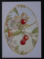 Fairy World Collection CHERRY RIPE Art Marjorie Dawson by Dixon c1980's