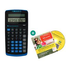 TI 30 ECO RS Taschenrechner + MatheFritz Lern-CD