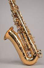 TEMPEST Eb ALTO SAXOPHONE ENGRAVED MARK VI STYLE ENGRAVED HEAVY WEIGHT BIG SOUND