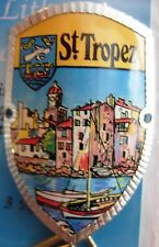 St Tropez new badge mount stocknagel hiking medallion G9813