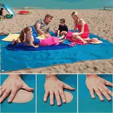 200X150cm Quick Sand Free Mat Campingt Mat Outdoor Picnic Mattress Camping Beach