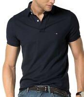 Tommy Hilfiger Herren Poloshirt, Polo, Original, Slim Fit, Alle Größen