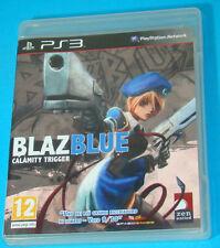 BlazBlue Calamity Trigger - Sony Playstation 3 PS3 - PAL