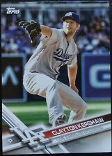 2017 Topps Team Set Card National League  NL-14 Clayton Kershaw L. A. Dodgers!