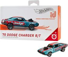 HOTWHEELS ID FXB03 70s DODGE CHARGER R/T
