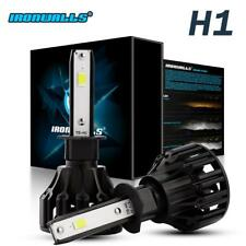 H1 LED Headlight Conversion Kit 1620W 243000LM High Low or Fog Bulbs White 6000K