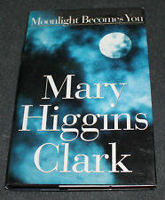 Moonlight Becomes You by Mary Higgins Clark (1996, Hardcover)