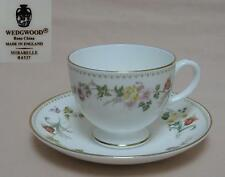 """Wedgwood """"Mirabelle"""" CUP & SAUCER."""