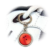 Bowling Ball Sporting Goods Sportsball - Shoe Sneaker Shoelace Charm Decoration