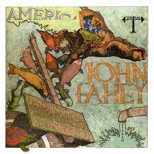 John Fahey - America 180G 2-LP REISSUE NEW w/ GATEFOLD & BOOKLET
