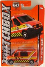 MATCHBOX #2 Renault Master Ambulance, 2013 issue (NEW in BLISTER)