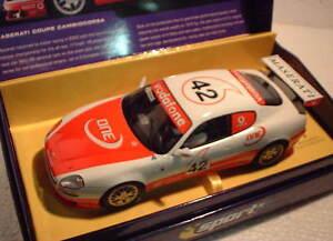 QQ C2504A scalextric Sport UK Maserati Coupe Cambiocorsa No 42 Le - Superslot
