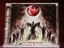 Nitefall: Red Moon Rising CD 2009 Stormspell Records USA SSR-DY30 Original NEW