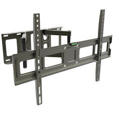Full Motion TV Wall Mount Bracket 32 37 42 50 52 55 60 70 LED LCD Screen