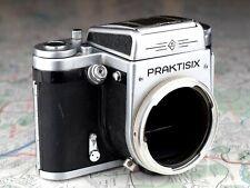 PENTACON SIX PRAKTISIX camera body only P6 shutter issue /63