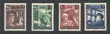 Austria, Postage Stamp, #B273-B276 Mint LH, 1951, JFZ