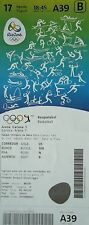 TICKET A 17.8.2016 Olympic Rio Basketball Men's USA - Argentinien # A39