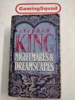 Nightmares & Dreamscapes - Book, Supplied by Gaming Squad LTD