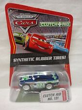 Disney PIXAR The World of Cars Clutch Aid #121 Synthetic Tires F6