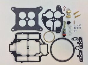 Rochester 4GC 4BBL Carburetor Kit 1957 Oldsmobile V8 7009470 7009471 70109025