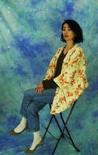 COOL JAPANESE KIMONO   A beautiful HAORI of Japan. Kimono Court Made of Silk