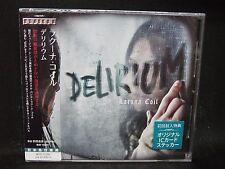 LACUNA COIL Delirium + 3 JAPAN CD Ethereal Apocalyptica The Agony Scene Burn Hal