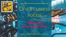 One Thousand voices exotic weapon   Last Wish Raids Pack   Destiny 2 PS4
