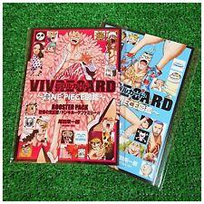NEW!! One Piece -VIVRE CARD- Booster Pack Set 2 + Bonus Card (1 Random) Rare!!