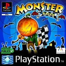 Monster Racer - Game  DBVG The Cheap Fast Free Post