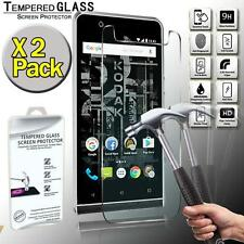 2 Pack Real Tempered Glass Screen Protector Cover For Kodak Ektra