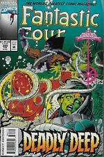 Fantastic Four (Vol.1) No.385 / 1994 Starblast Crossover Tom DeFalco & Paul Ryan