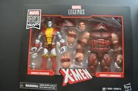 MARVEL LEGENDS X-Men Juggernaut and Colossus