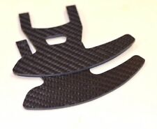 Real 100% Carbon Fiber Glossy Wheel Paddles for Logitech G25/27/29 OEreplacement