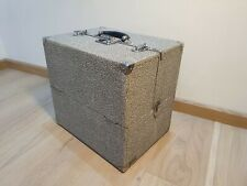Vintage Louis Vuitton marmotte travelling case / trunk / vanity case