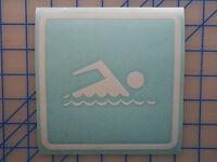 Sticker Decal Surf Venice beach reef surfboard summer t A19 3W74W