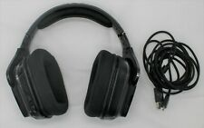 Logitech G635 7.1 LIGHTSYNC Surround Sound Wired Gaming Headset 981-000968 Black